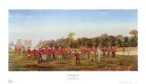 Golf at Blackheath 1875 Prints by Sir Francis Powell