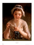 Secret Admirer Prints by Emile Munier