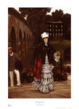 Afternoon Excursion Poster by James Tissot