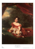 Miss Peel Posters by Thomas Lawrence