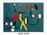 Peinture De La Facon Collage Prints by Joan Miró