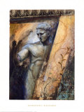 Adonis Poster by Euripides Kastaris