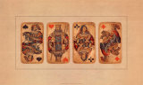 Pepina's Playing Cards Prints