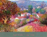 La Vista Posters by Kent Wallis