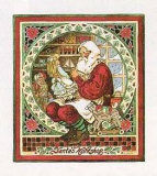 Santa's Workshop Prints by Marilyn Gandre