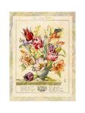 Tulip Poster by Yuriko Takata