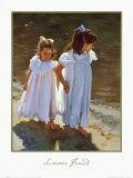 Summer Friends Prints by Nancy Seamons Crookston