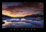 St. Elias Mountains Prints by Art Wolfe