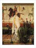 A Greek Woman Poster by Sir Lawrence Alma-Tadema