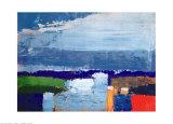 Landschaft am Mittag Kunstdrucke von Nicolas De Staël