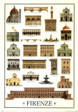 Architecture, Florence - Reprodüksiyon