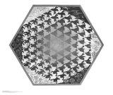 Verbum Plakater af M. C. Escher