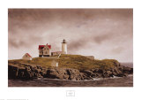 Nubble Light Affischer av Douglas Brega