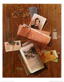 Letter Rack Prints by John Frederick Peto