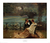 The Pride of Dijon Print by William John Hennessy
