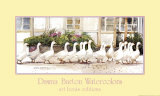 Dinner Call Prints by Dawna Barton