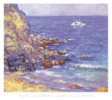 Hamilton Cove Prints by Karl Thomas
