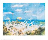Seacastle Posters by Dan Poole