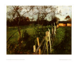 Home Fields Posters by John Singer Sargent