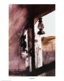 Shed Lantern Print by Andrew Wyeth