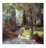 Garden for Marcel Proust Prints by Piet Bekaert