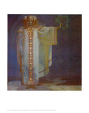 Prophetesse Libuse Prints by Vitezlav Karel Masek