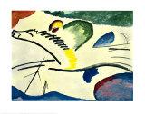 Lírica Láminas por Wassily Kandinsky