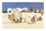Sunrise, Regatta Beach, 1980 Posters by Dan Poole