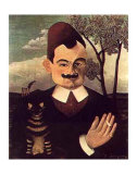 Pierre Loti Prints by Henri Rousseau