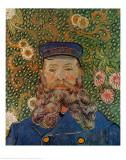 Portrait of the Postman Joseph Roulin, c.1889 Plakat af Vincent van Gogh