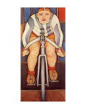 Cyclist Posters by Richard Lindner