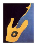 Configuration Psters por Hans Arp