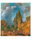 Blindman's Buff Prints by Jean-Honoré Fragonard