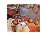 Fruit Posters by Paul Cézanne