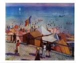 Sables d'Olonne Konst av Pierre Albert Marquet