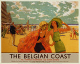 Belgian Coast Prints by Eric Michaels