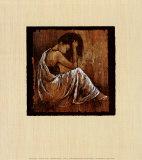 Soulful Grace I Plakat af Monica Stewart