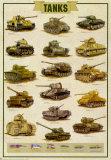 Czołgi Plakaty