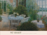 Communing with the Mother of Summer Art by Piet Bekaert