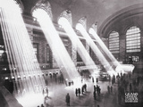 Grand Central Station, 1934 Prints by Kurt Hulton
