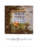 Fenêtre dans le Yorkshire Posters par Dennis Barloga