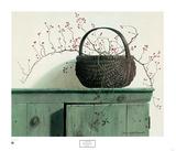 Wild Rose Berries Prints by Pauline Eblé Campanelli