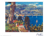 Cote d'Azur Art by Pierre Bittar