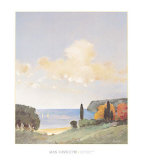 Island Afternoon II Posters af Max Hayslette