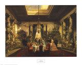 La Salle a Manger de la Princesse Mathil Art by Charles Giraud