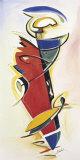 Soucoupes volantes Affiches par Alfred Gockel