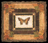 Papillon II Affiches par Pamela Gladding