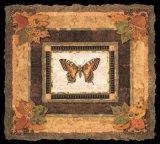 Butterfly II Kunstdrucke von Pamela Gladding