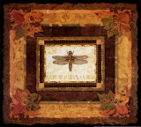 Dragonfly I Posters by Pamela Gladding