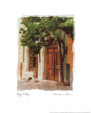 Elegant Entry Prints by Maureen Love